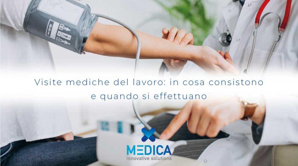 visite mediche del lavoro